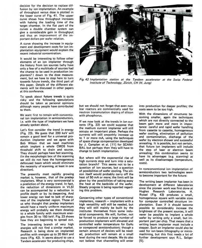History of Ion Implantation