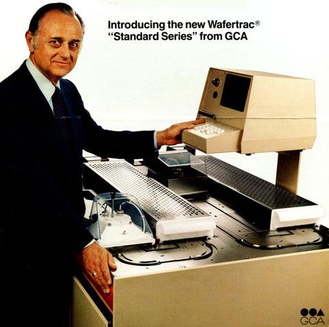 GCA - Wafertrac® Resist Processing System