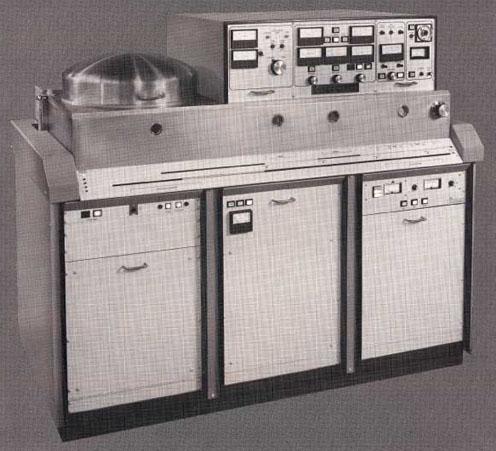 MRC - Series 900 In-Line Sputtering System