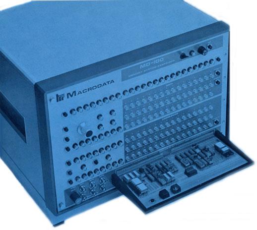 Macrodata - MD100 Test System