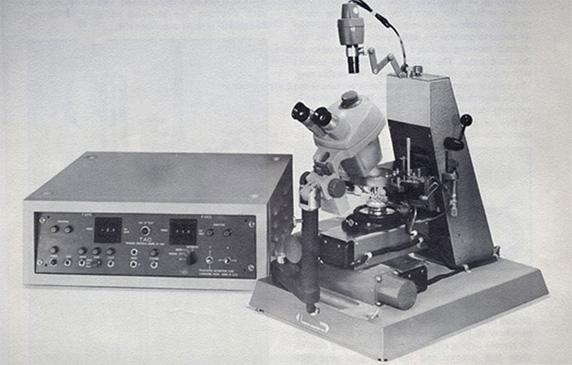 Transistor Automation - Model XY540, Automatic Wafer Probing Machine