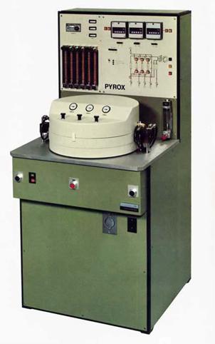 Tempress - Model 216 Pyrox Reactor
