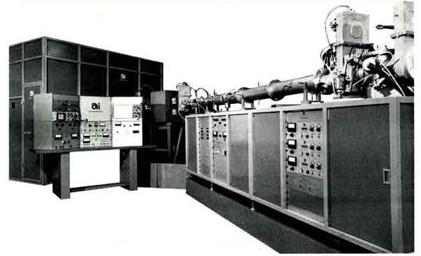 Accelerators Inc.- 400 Series Ion Implanters