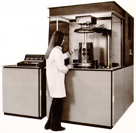 Applied Materials Series 7600 Epitaxial Reactor System