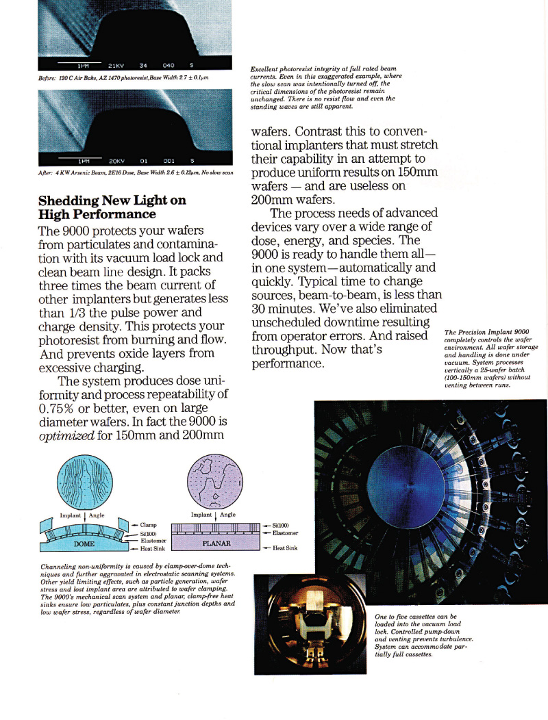 Applied Materials - Precision Implant 9000