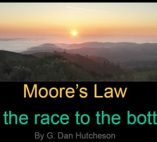Moore's Law and the race to  ...