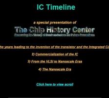 IC Timeline