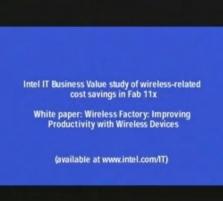 Intel Fab 11X Circa 200 ...