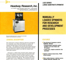 Headway Research - LS22 ...