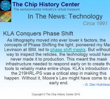 KLA Conquers Phase Shif ...