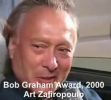 Art Zafiropoulo and his ...