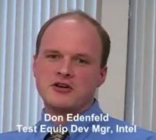 Test Panel: D. Edenfeld ...