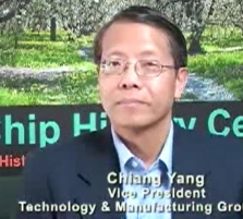 Chiang Yang on What's ...