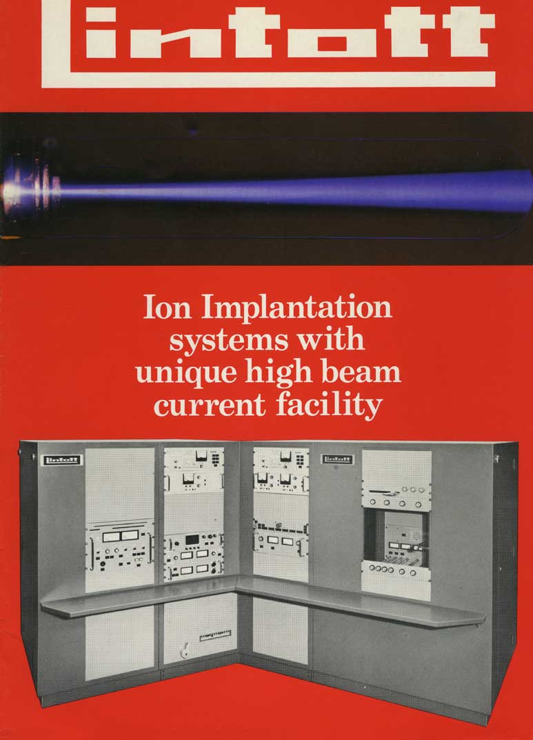 Lintott - Early Ion Implanter
