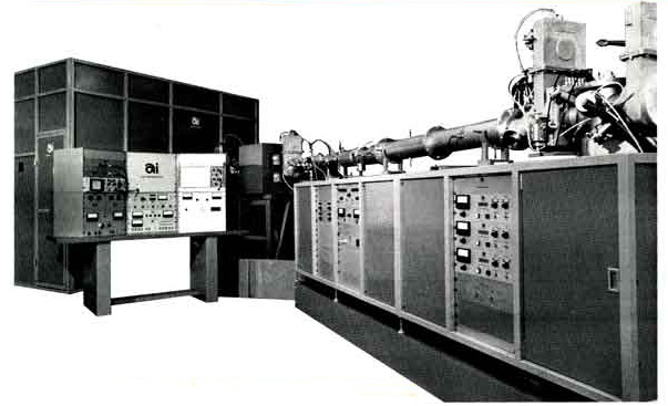 400 Series High Energy Ion Implanters from Accelerators Inc.